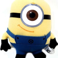 Despicable Me 5 Inch Plush Figure Minion Stewart