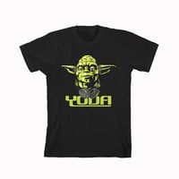 Yoda star wars For T-Shirt Unisex Aduls size S-2XL