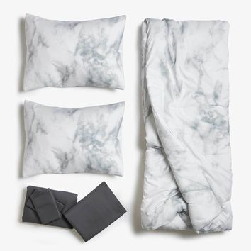 All the Marbles Comforter Bed Set
