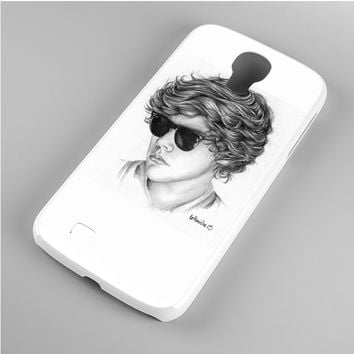 One Direction Harry Styles Art Pencil Samsung Galaxy S4 Case