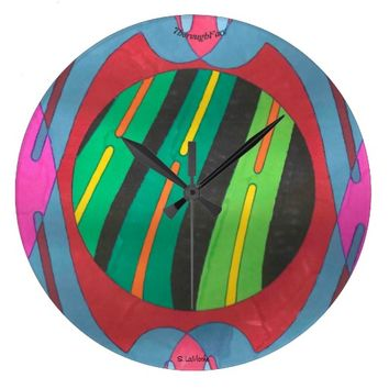 Round Wall Clock - ThoroughFare