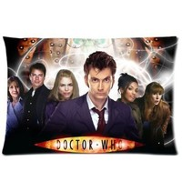 Doctor Who Custom Pillowcase Standard Size 20x30 PWC-1048