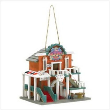 Jackpot City Birdhouse (pack of 1 EA)