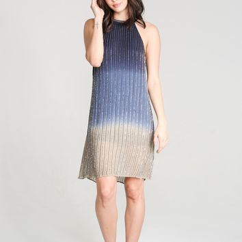 Blue My Mind Dress