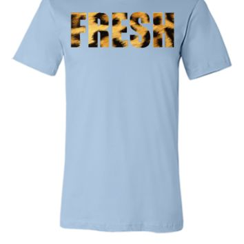 Fresh Cheetah Print - Unisex T-shirt