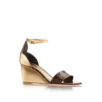Products by Louis Vuitton: Sunshine Wedge Sandal