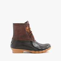 crewcuts Boys Sperry Saltwater Boots