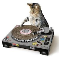 Neat Geek - DJ Cat Scratcher