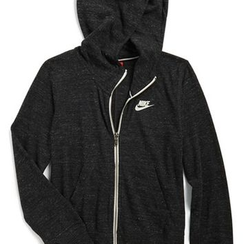Shop Girls Nike Hoodie on Wanelo