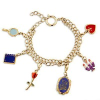 Beauty and the Beast: The Broadway Musical Charm Bracelet | Jewelry | Disney Store