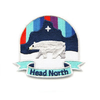 Head North Patch