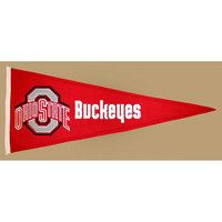 Ohio State Buckeyes NCAA Traditions Pennant (13x32)