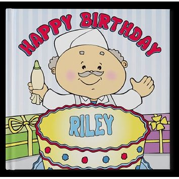 Happy Birthday Personalized Storybook - Soft Cover