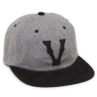 Vans Vintage V Camper Hat - Mens Backpack - Grey - One
