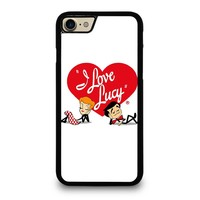 I LOVE LUCY FALLING LOVE iPhone 7 Case Cover