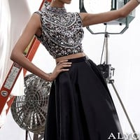 Alyce Claudine Collection 2434 Dress