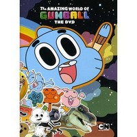 Walmart: Cartoon Network: The Amazing World Of Gumball - The DVD