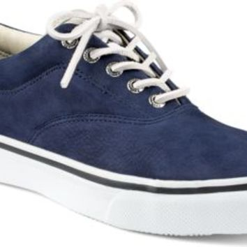 Sperry Top-Sider Striper CVO Washable Sneaker Navy, Size 7M  Men's Shoes