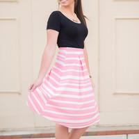 Sunny Day Skirt - Pink
