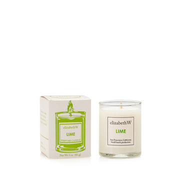 Lime Petite Candle
