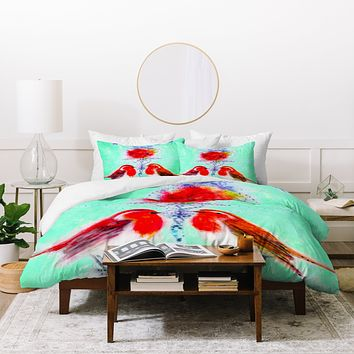 Hadley Hutton Mirrored Duvet Cover