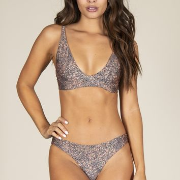 Stone Fox Swim - Ziggy Top | Nude Animale
