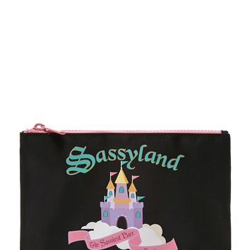 Sassyland Graphic Makeup Bag - Women - New Arrivals - 1000093946 - Forever 21 Canada English