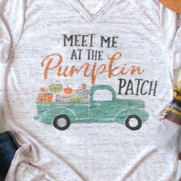 Meet Me At The Pumpkin
