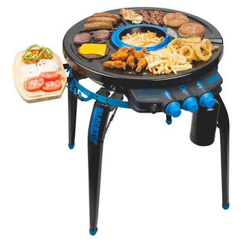 The Ultimate 360 BBQ Grill