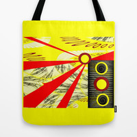Sunny Tote Bag by Mittelbach Marenco Florencia