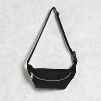 Zippered Fanny Pack