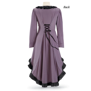 Steampunk Cutaway Coat - New Age, Spiritual Gifts, Yoga, Wicca, Gothic, Reiki, Celtic, Crystal, Tarot at Pyramid Collection