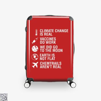 Myths, Funny Suitcase