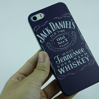 jack daniel's whiskey phone cover iphone 5 case skin iphone 4s case, best men friend gift idea otterbox iphone 5 cover cheap iphone 4s cover