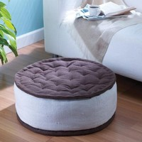 Ice Cream Sandwich Floor Pillow