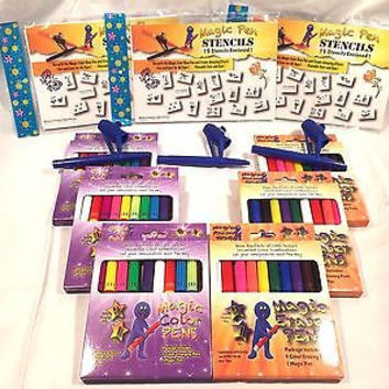 3 SET OFFER  Magic Pens Magic Markers Rainbow Magic Pens Color Changing Markers