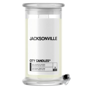 Jacksonville | City Candle®