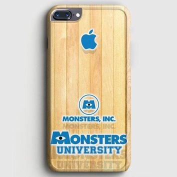 Monster Inc Logo iPhone 8 Plus Case | casescraft