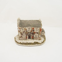 "Vintage Lilliput Lane ""Sawrey Gill"" Cottage, Collectable Lilliput Lane Miniature"