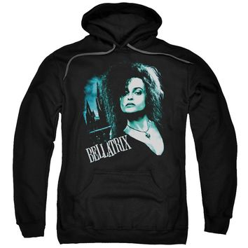 Harry Potter - Bellatrix Closeup Adult Pull Over Hoodie Officially Licensed Apparel