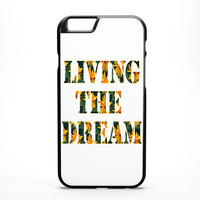 Quote iPhone Case - FREE Shipping to USA typography art print living the dream gifts for her stuff hipsters like ipod covers iphone 5c case