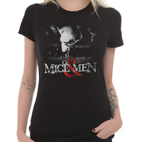 Of Mice Men Live Girls T-Shirt
