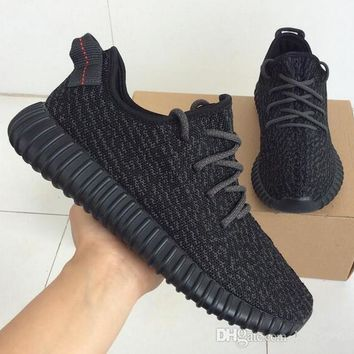 High Quality Kanye Shoes 350 boost Running Shoes Athletic Boost Y 350 Running Shoes Mens Sporting Sneakers Shoes 36-46