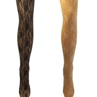 Jonathan Aston Sweet Roses White Lace Tights - Pantyhose MyTights.com - The Online Hosiery Store