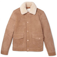 Designer leather jackets on MR PORTER