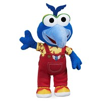 Disney Muppet Babies Gonzo Small Plush New with Tags