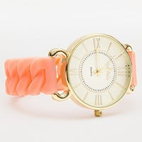 Time Matters Watch - Peach