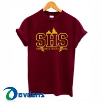 Buffy the Vampire Slayer Inspired Sunnydale High school T-shirt