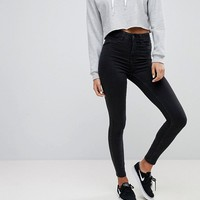 Noisy May High Waisted Jegging at asos.com