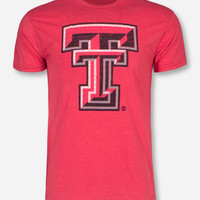 Inside Out Double T T-Shirt - Texas Tech